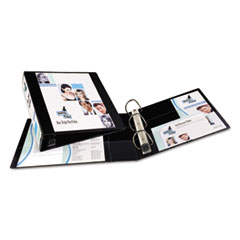 Avery Heavy-Duty View Binder with One Touch EZD Rings, 2