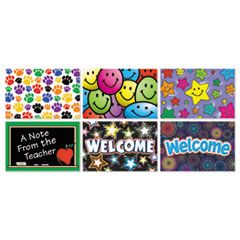 TCR 9599 Teacher Created Resources Postcard Pack TCR9599