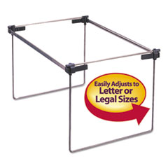 Smead Hanging Folder Frame, Letter/Legal Size, 12-24