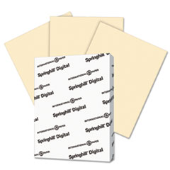 SGH 056300 Springhill® Digital Index Color Card Stock SGH056300