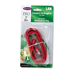BLK A3L791B07RDS Belkin CAT5e Patch Cables BLKA3L791B07RDS