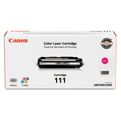 Canon 1658B001 (111) Toner, 6000 Page-Yield, Magenta