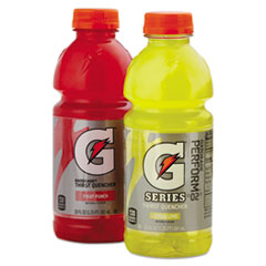 Gatorade Sports Drink, Fruit Punch, 20oz Bottle, 24/Carton