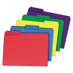 UNV 16466 Universal Deluxe Heavyweight File Folders UNV16466