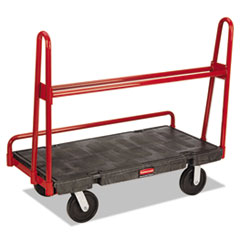 RCP 4463BLA Rubbermaid® Commercial A-Frame Panel Truck RCP4463BLA