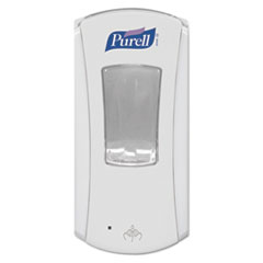 PURELL LTX-12 Touch-Free Dispenser, 1200mL, White