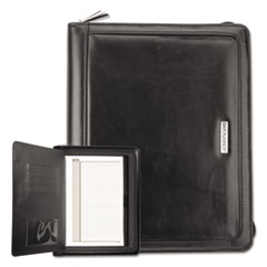 Day Runner Windsor QuickView Refillable Planner, 5 1/2 x 8 1/2, Black