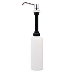Bobrick Lavatory-Mounted Soap Dispenser, 34 oz., 1 Each