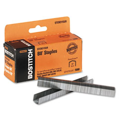 Bostitch B8 PowerCrown Premium Staples, 3/8