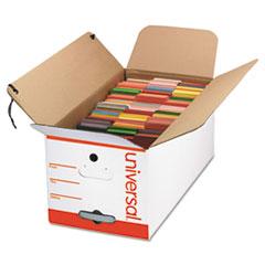 UNV 75120 Universal Economical Easy Assembly Storage Files UNV75120