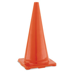 CSI C28OR Champion Sports Hi-Visibility Vinyl Cones CSIC28OR