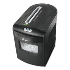 Swingline EM07-06 Micro-Cut Jam Free Shredder, 7 Sheets, 1-2 Users