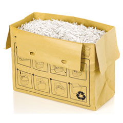 Swingline Paper Recycling Bags, 8 gal Capacity