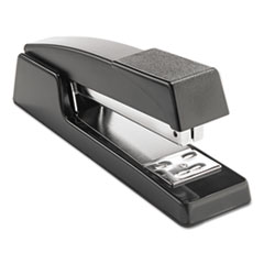 Universal Full Strip Stapler, 15-Sheet Capacity, Black