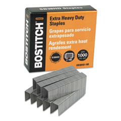 Bostitch Heavy-Duty Premium Staples, 3/16