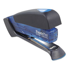 PaperPro Desktop Stapler, 20-Sheet Capacity, Translucent Blue