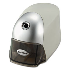 Bostitch QuietSharp Executive Electric Pencil Sharpener, Gray