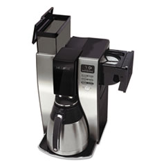 MFE BVMCPSTX91 Mr. Coffee Optimal Brew 10-Cup Thermal Programmable Coffeemaker MFEBVMCPSTX91
