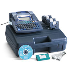 Brother P-Touch PT-9600 Professional Labeling System, 16 Lines, 9-3/10w x 11-9/10d x 4-1/10h