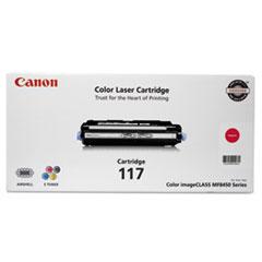 Canon 2576B001 (117) Toner, Magenta