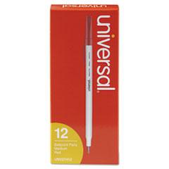 UNV 27412 Universal Economy Stick Ballpoint Pen UNV27412