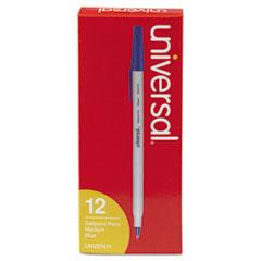 UNV 27411 Universal Economy Stick Ballpoint Pen UNV27411