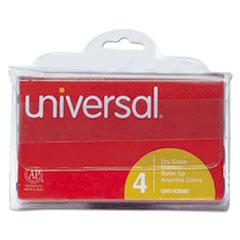 UNV 43680 Universal Dry Erase Marker UNV43680