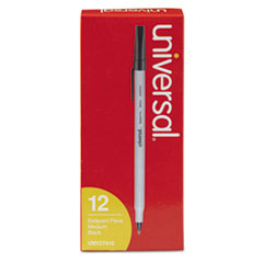UNV 27410 Universal Economy Stick Ballpoint Pen UNV27410