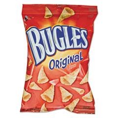 General Mills Bugles Corn Snacks, 3oz, 6/Box