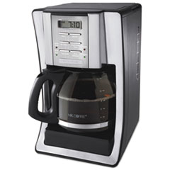 MFE BVMCSJX39 Mr. Coffee 12-Cup Programmable Coffeemaker MFEBVMCSJX39