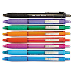 Paper Mate InkJoy 300RT Fashion-Wrap Ballpoint Pen Assortment, 1mm, 8/Pack