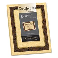 SOU 98868 Southworth Parchment Certificates SOU98868