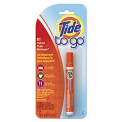 Tide® CLEANER TIDE PEN CLR To Go Stain Remover Pen, 0.338 Oz Pen