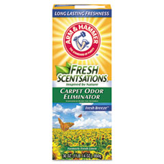 CDC 3320011536EA Arm & Hammer Fresh Scentsations Carpet Odor Eliminator CDC3320011536EA