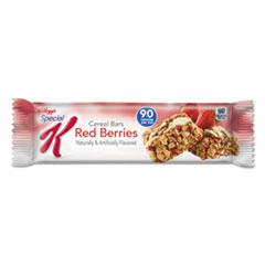Kellogg's Special K Cereal Bar, Strawberry, .81oz, 12/Box