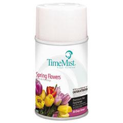 TimeMist Air Freshener Dispenser Refill, Spring Flowers, 5.3oz Can