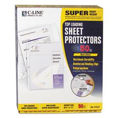 CLI 61008 C-Line Polypropylene Sheet Protector CLI61008