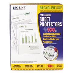 CLI 62029 C-Line Polypropylene Sheet Protector CLI62029