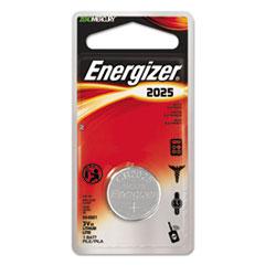Energizer® BATTERY LITH 2025 3V 2025 LITHIUM COIN BATTERY, 3V