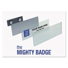 IPP 900750 The Mighty Badge Name Badge Starter Kit IPP900750