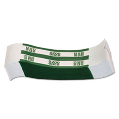 CTX 400200 Coin-Tainer Currency Straps CTX400200