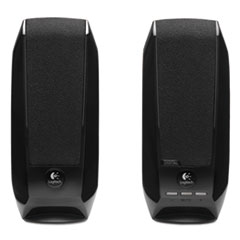 Logitech S150 2.0 USB Digital Speakers, Black