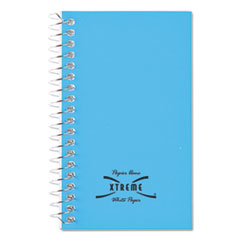 National® NOTEBOOK WRBND 5X3 SIDE WIREBOUND MEMO BOOKS, NARROW RULE, 5 X 3, WHITE, 60 SHEETS