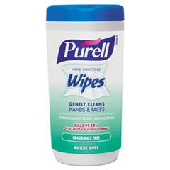 GOJ 912106CMR PURELL Hand Sanitizing Wipes GOJ912106CMR