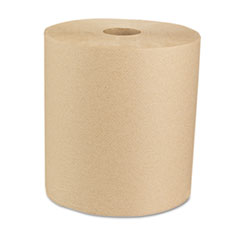 Boardwalk Universal Roll Towels, Natural, 8