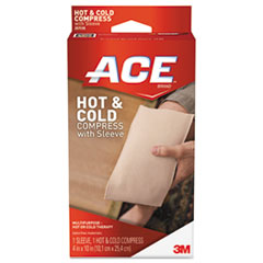 ACE Reusable Cold/Hot Compress, 4 x 10