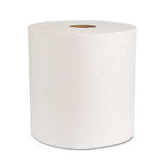 Boardwalk Universal Roll Towels, Natural White, 8