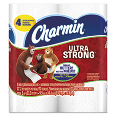 PGC 94141PK Charmin Ultra Strong Bathroom Tissue PGC94141PK