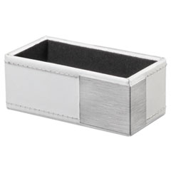 AOP ART43001WH Artistic Architect Line Business Card Holder AOPART43001WH