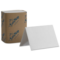 Georgia Pacific Professional Single-Ply Embossed Dispenser Napkins, 6 1/2 x 9 7/8, White, 6000/Carton